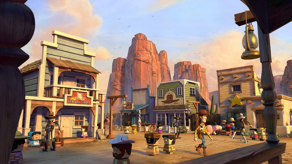 """Marketing piece for """"Toy Story 3"""" (2010)"""